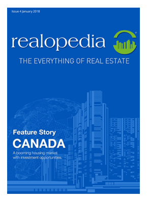 Realopedia Magazine Fourth Issue Preview