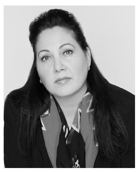 Real estate Agent, Laura Choueri, United Arab Emirates