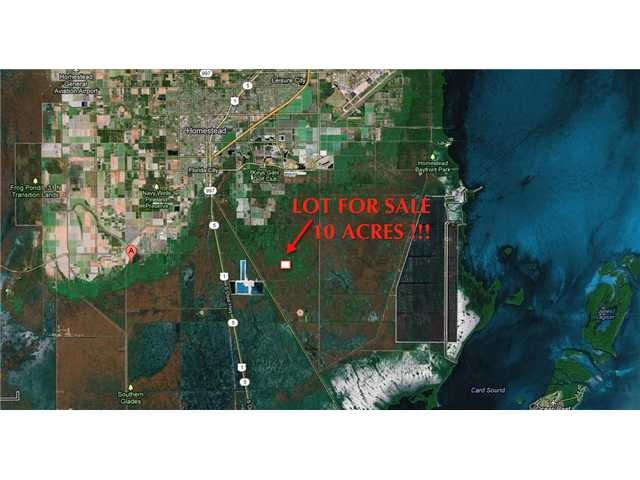 Commercial Farms & Land, for Sale in United States, Florida, Homestead