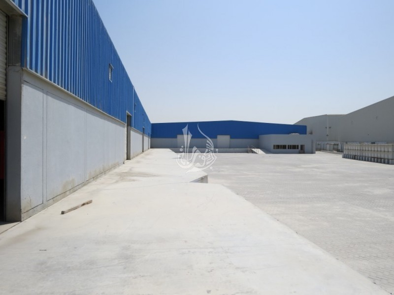 Commercial Industrial/Warehouse, for Rent in United Arab Emirates, Dubai, Jebel Ali
