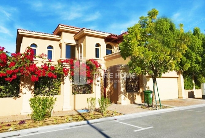Residential Houses/Villa, for Sale in United Arab Emirates, Abu Dhabi, Al Raha Golf Gardens