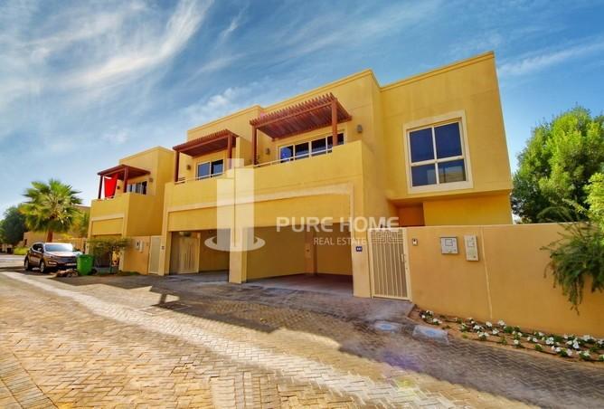 Residential Houses/Villa, for Sale in United Arab Emirates, Abu Dhabi, Al Raha Golf Gardens