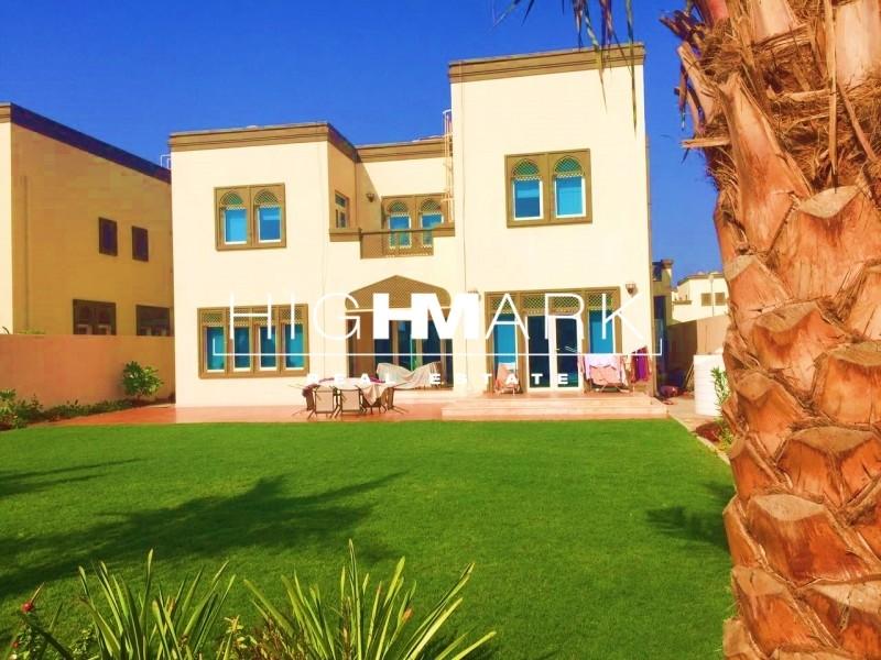 Residential Houses/Villa, for Rent in United Arab Emirates, Dubai, Jumeirah Park