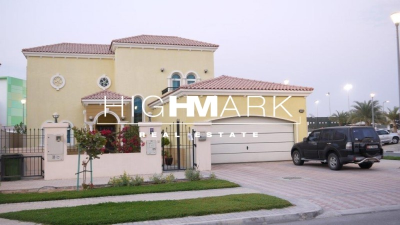 Residential Houses/Villa, for Rent in United Arab Emirates, Dubai, Jumeirah Park