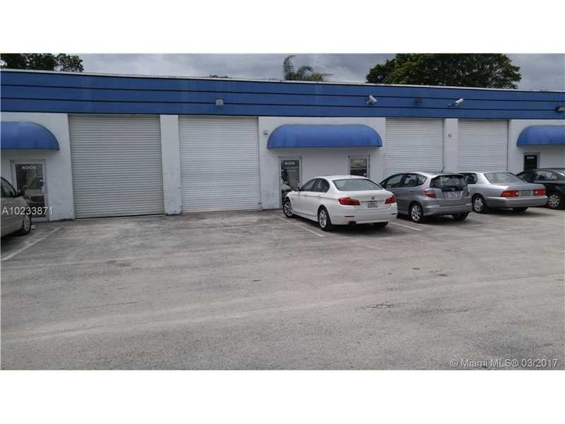 Commercial Industrial/Warehouse, for Sale in United States, Florida, Hollywood