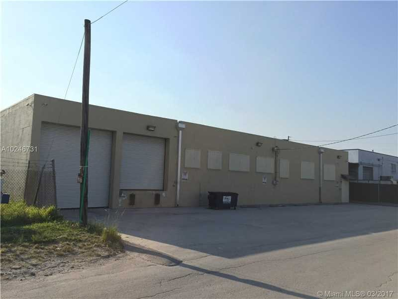 Commercial Industrial/Warehouse, for Sale in United States, Florida, Hialeah