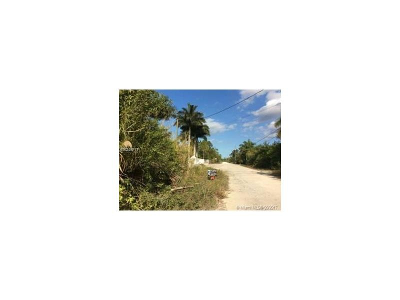 Residential Land, for Sale in United States, Florida, Homestead