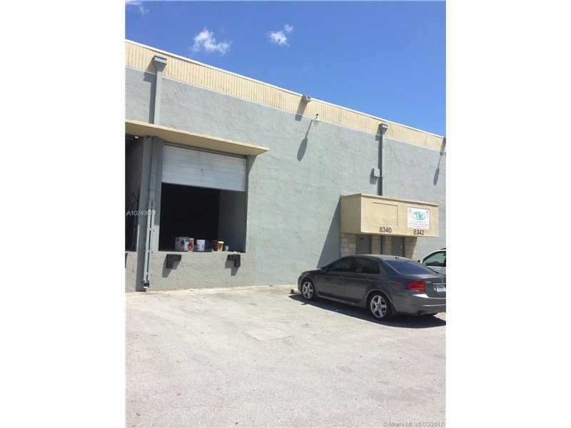 Commercial Industrial/Warehouse, for Rent in United States, Florida, Miami